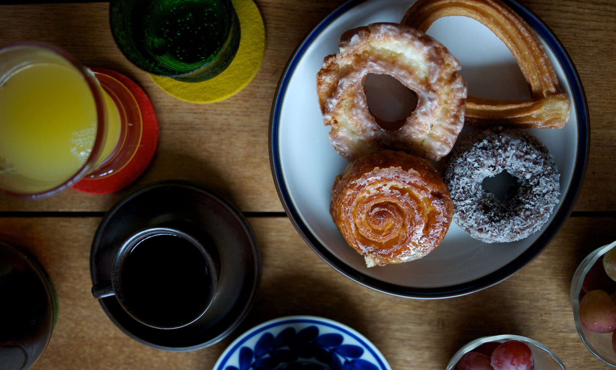 EC: A Guide to Doughnuts Around the World