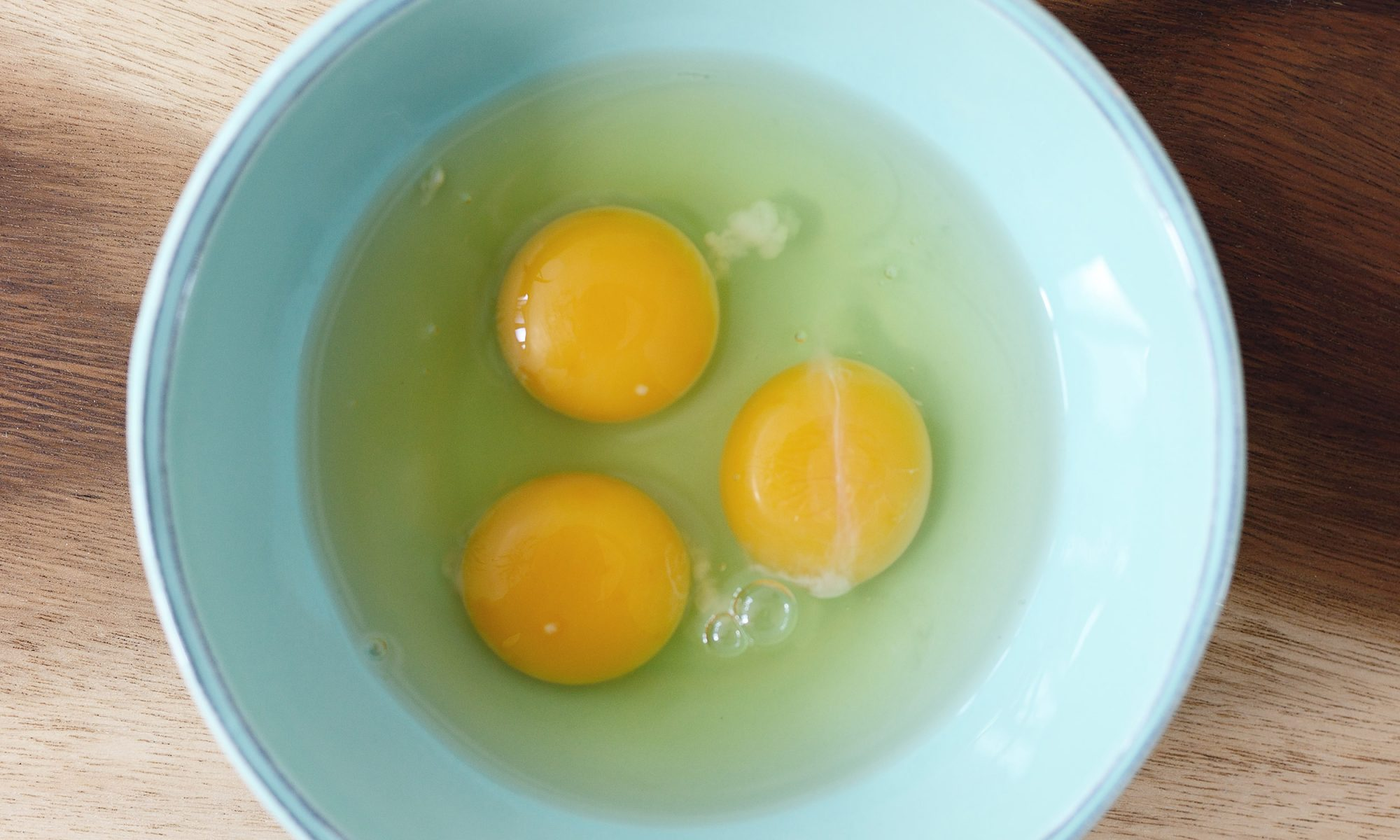 What's That Stringy White Thing in Raw Eggs? | MyRecipes