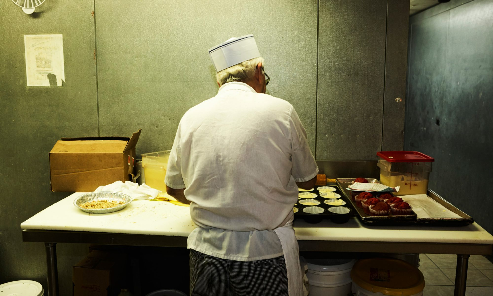EC: The Early Morning Hustle of an Unsung Staten Island Pastry Chef