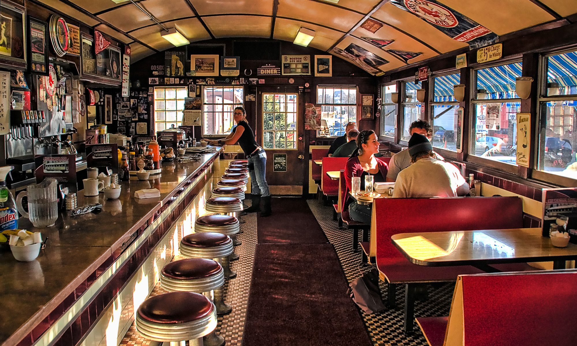 EC: In Search of Lost Time at the Miss Worcester Diner