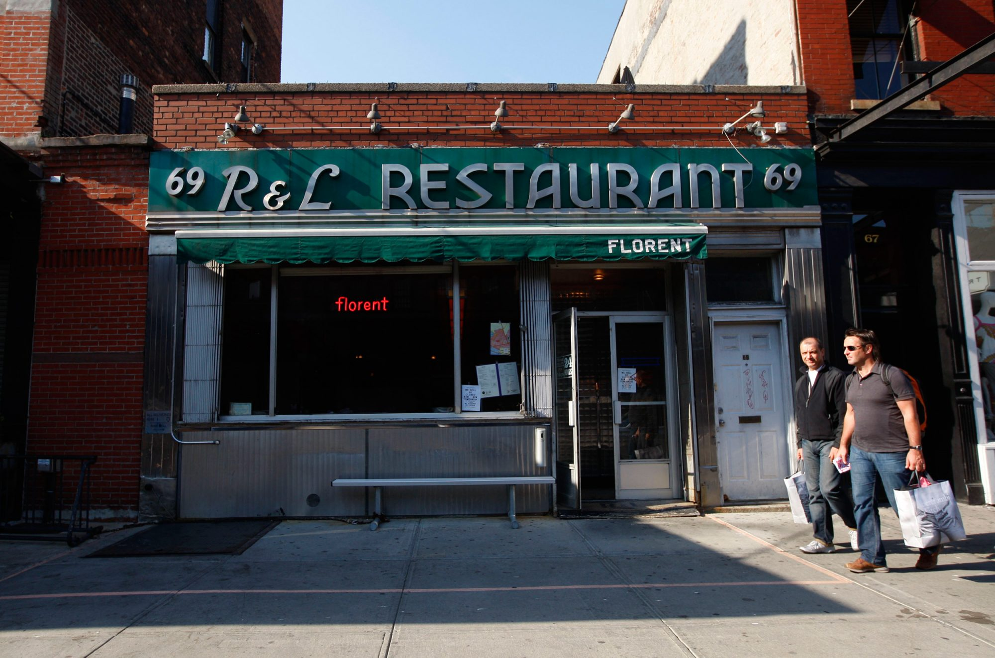 EC: Florent Was the Most Progressive Diner in New York