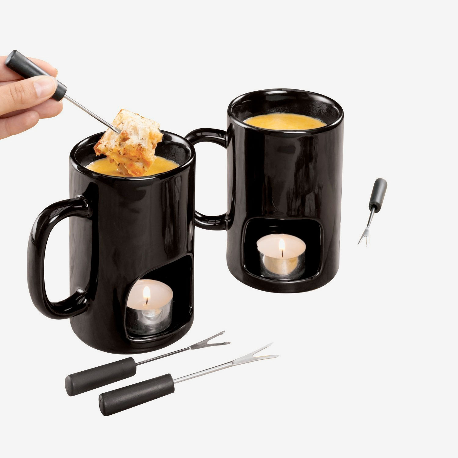 EC: Are These Fondue Mugs the Greatest or Worst Holiday Gift?