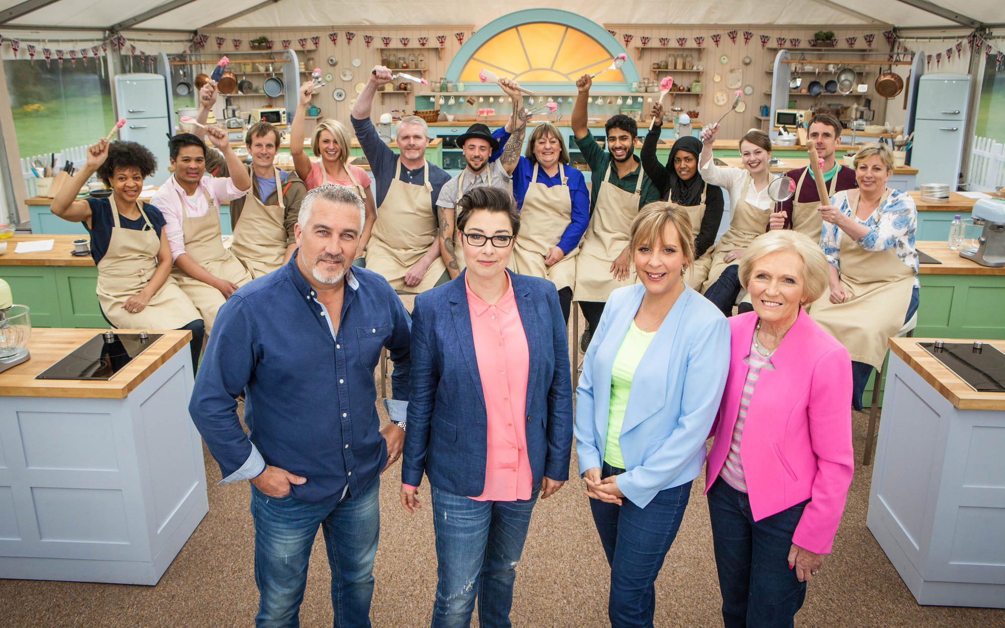 EC: All 162 Breakfast Items Made on 'The Great British Bake Off'