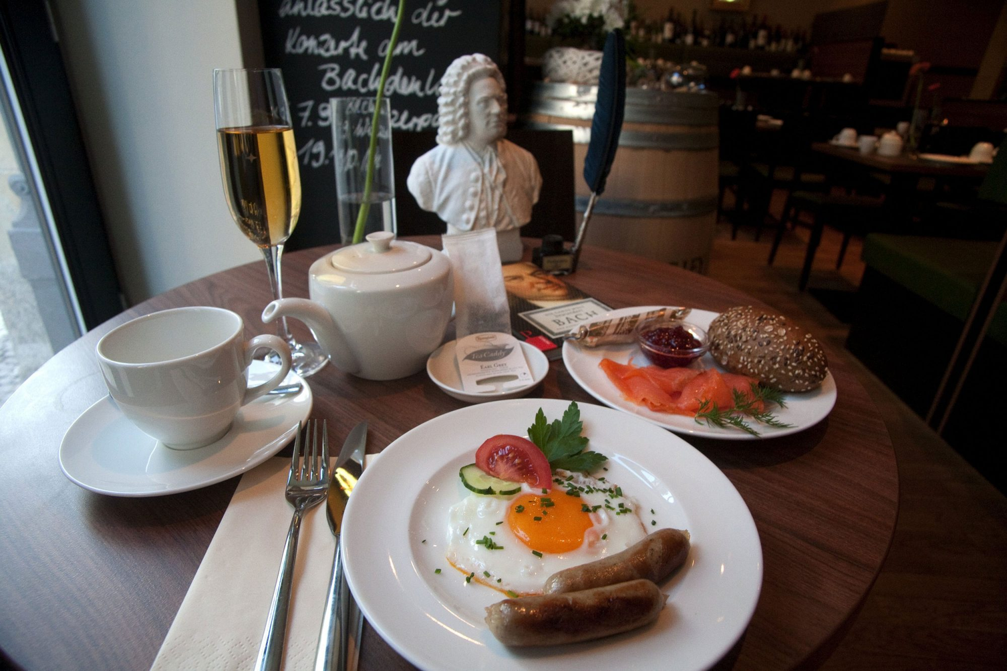 EC: What Germans Know About Breakfast That Americans Don't