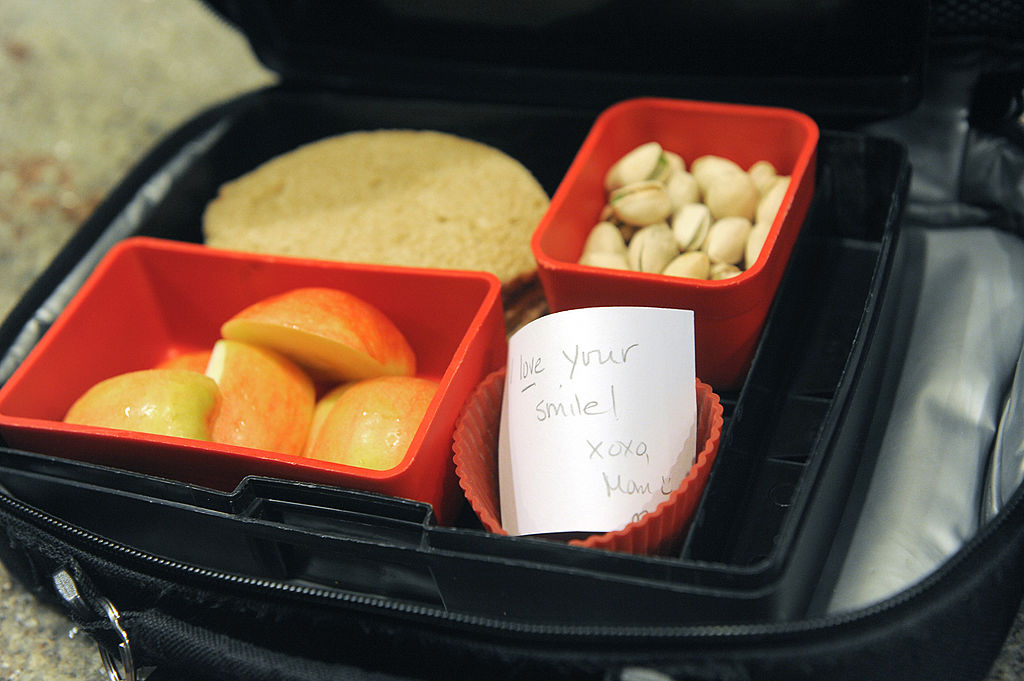 EC: 9 Breakfasts to Pack as School Lunches