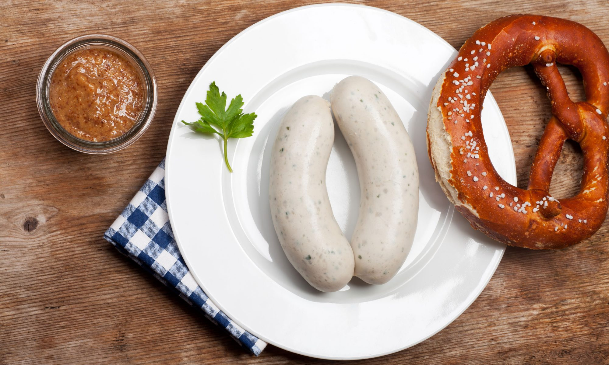 EC: Weisswurst Is the White Sausage Bavaria Wakes Up For