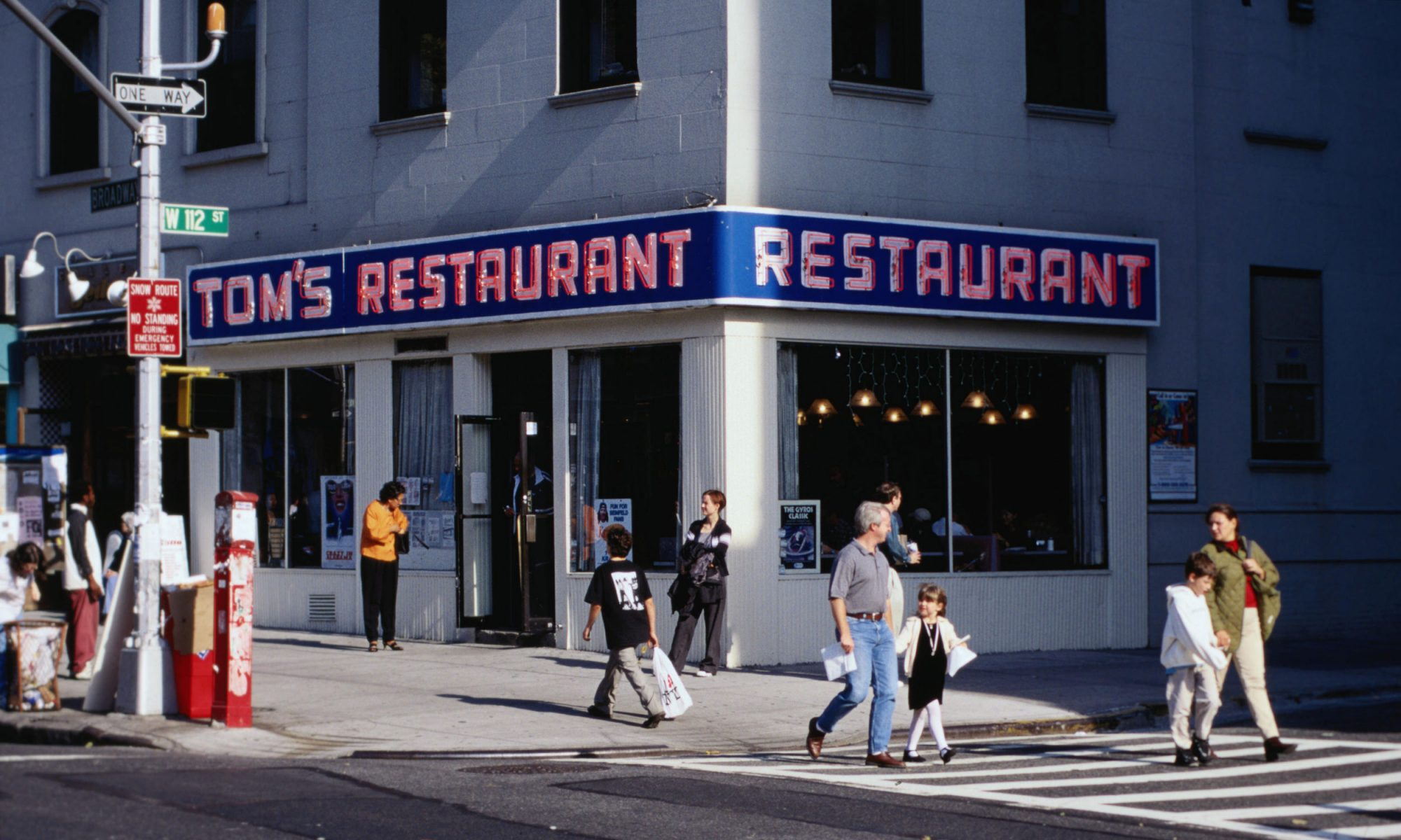 EC: 14 TV Diners and Cafes You Wish Existed IRL