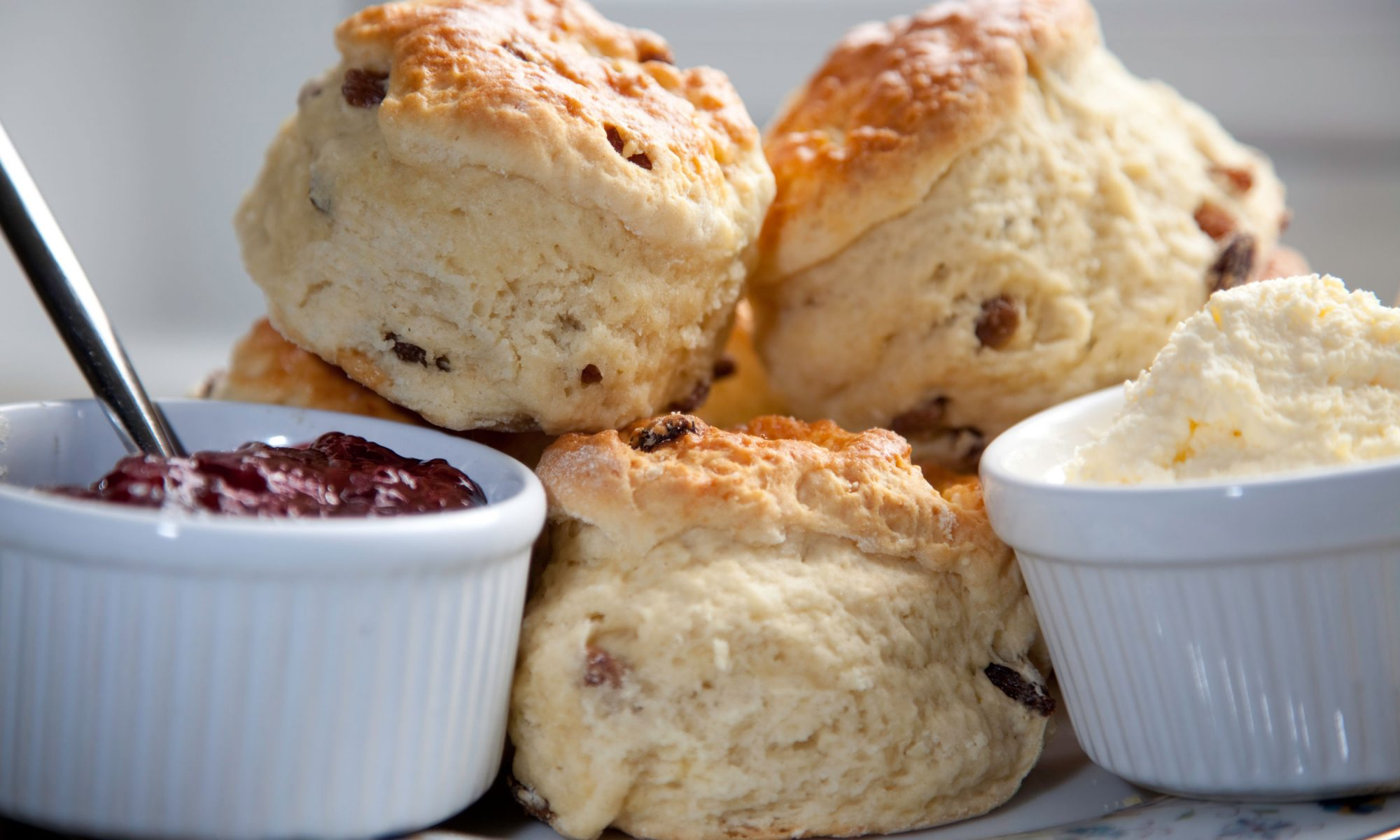 EC: The British Cream Tea Is the Afternoon Ritual You Deserve
