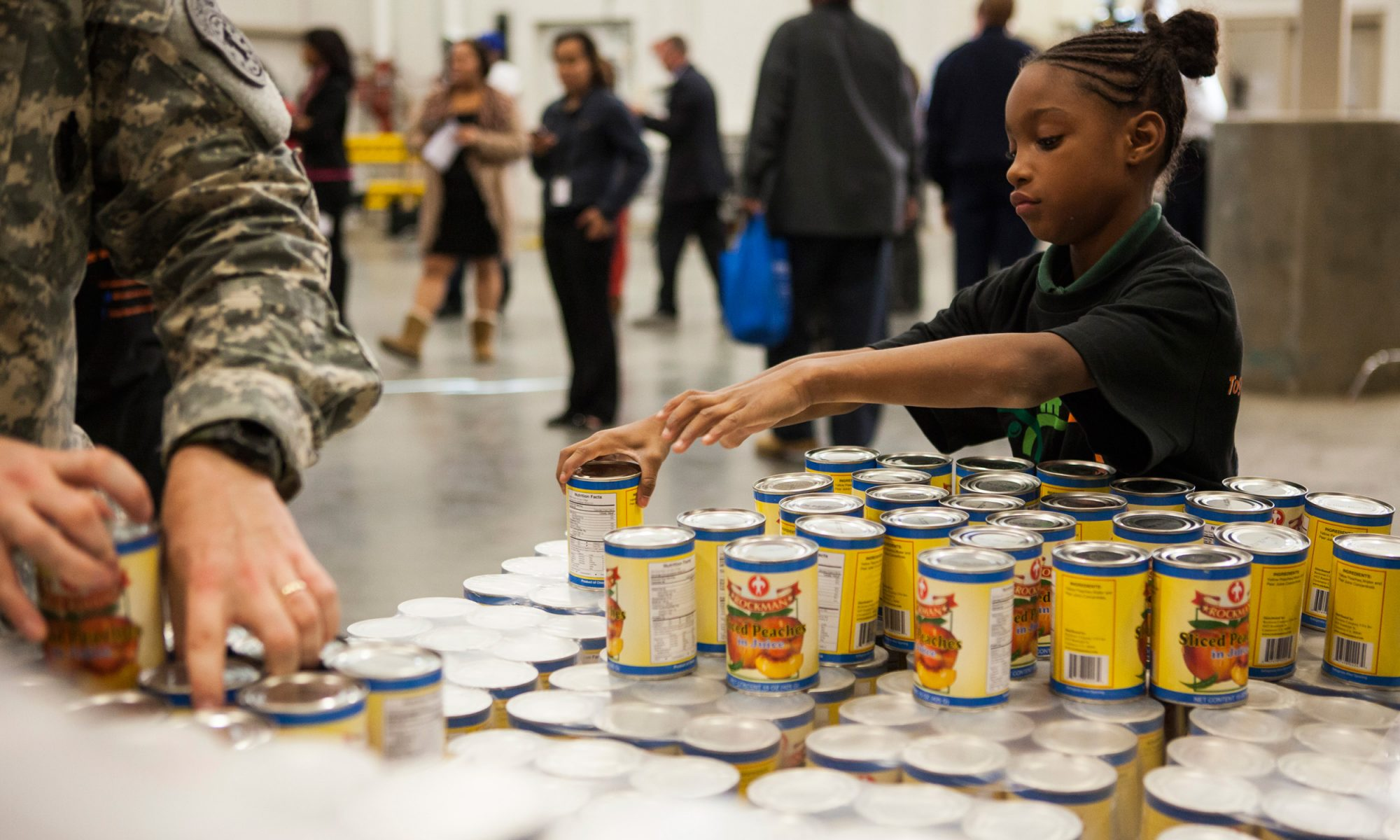 EC: Don't Donate Canned Food This Holiday Season