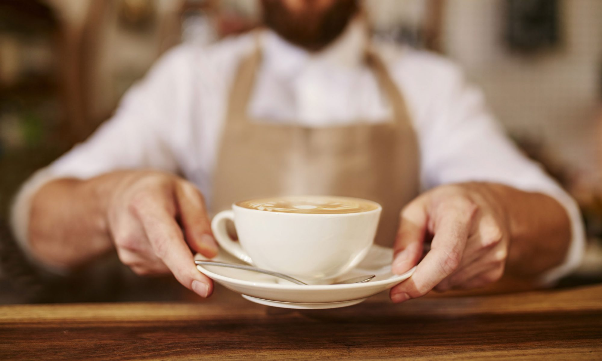 EC: 5 Things You Learn Working at a Coffee Shop
