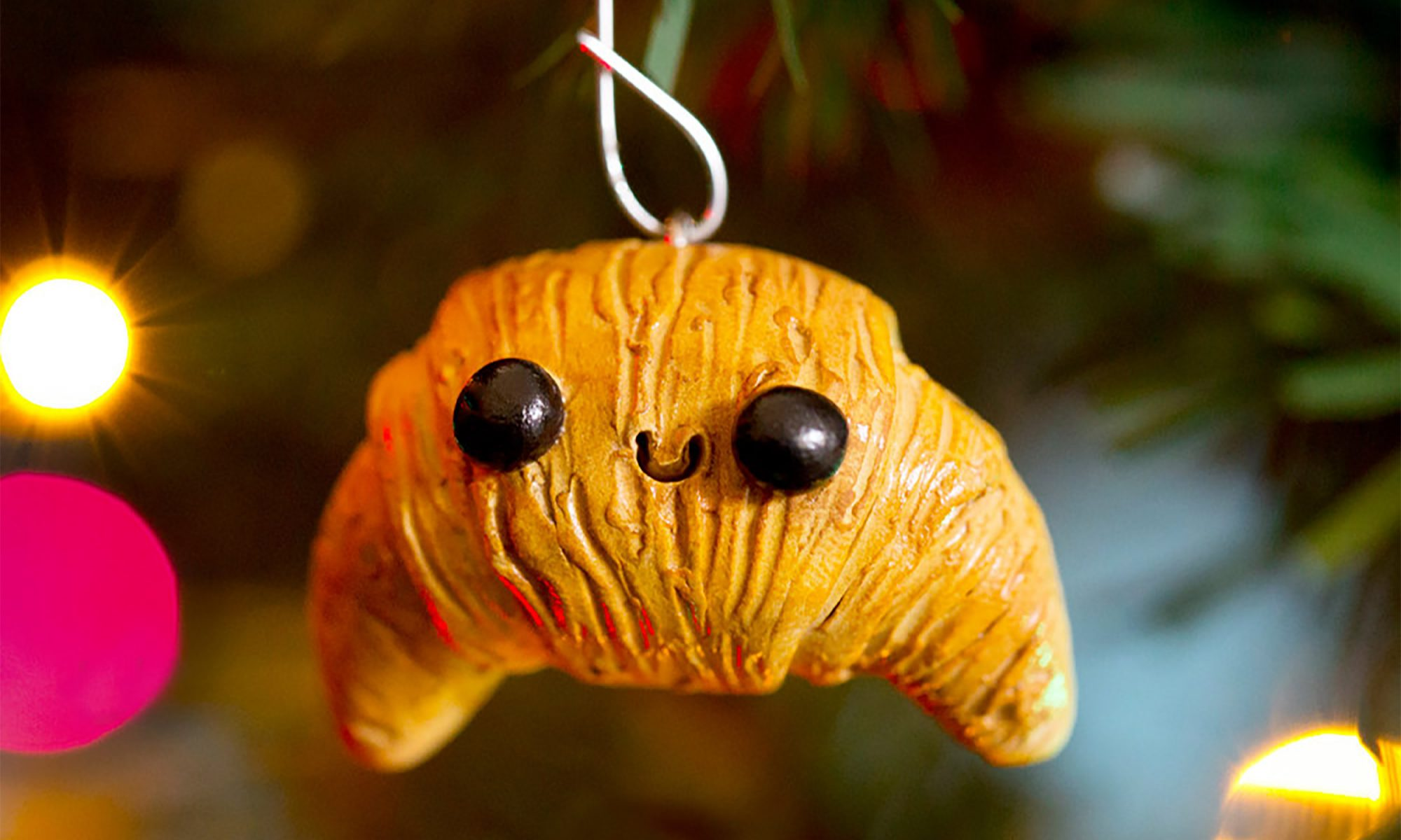 EC: 24 Christmas Ornaments Under $20 for Anyone Obsessed with Food