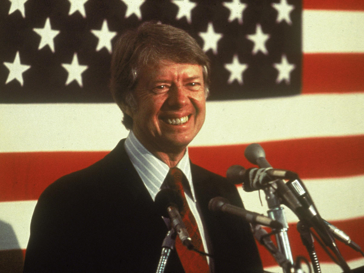 EC: That Time Jimmy Carter Made America Obsessed with Grits