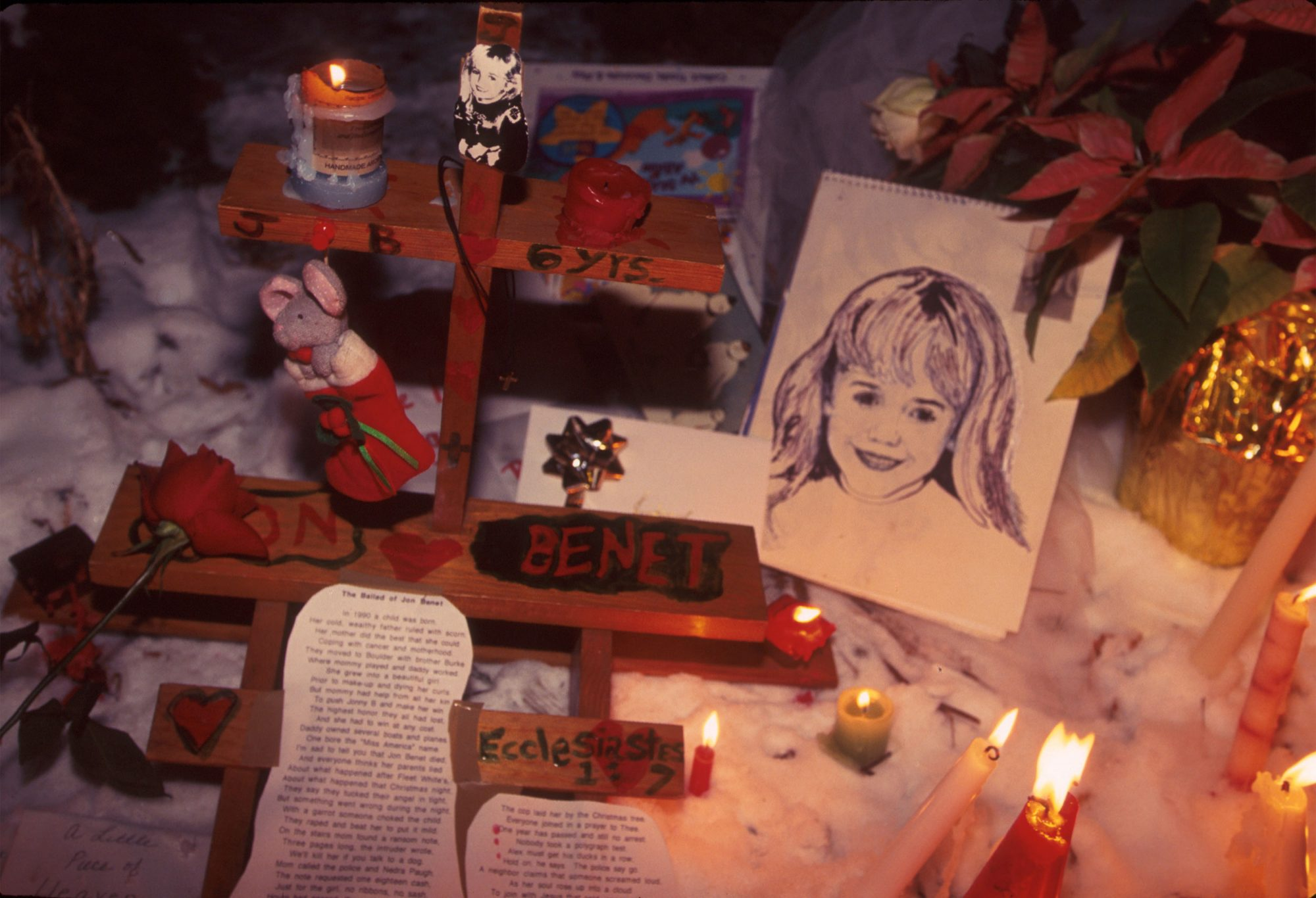 EC: Was JonBenet Ramsey Killed Over a Bowl of Pineapple and Milk?