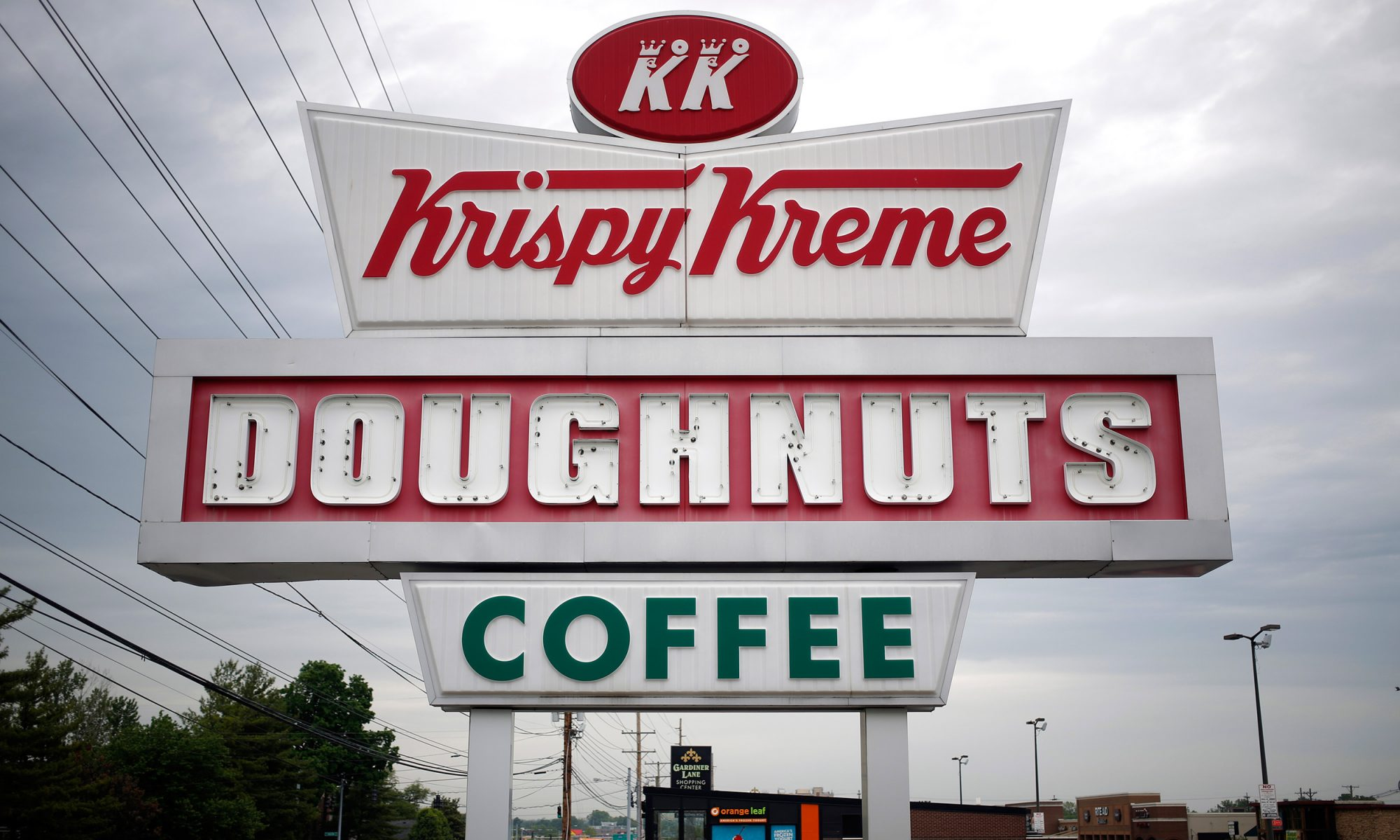 EC: Shaquille O'Neal Is the Proud New Owner of a Krispy Kreme