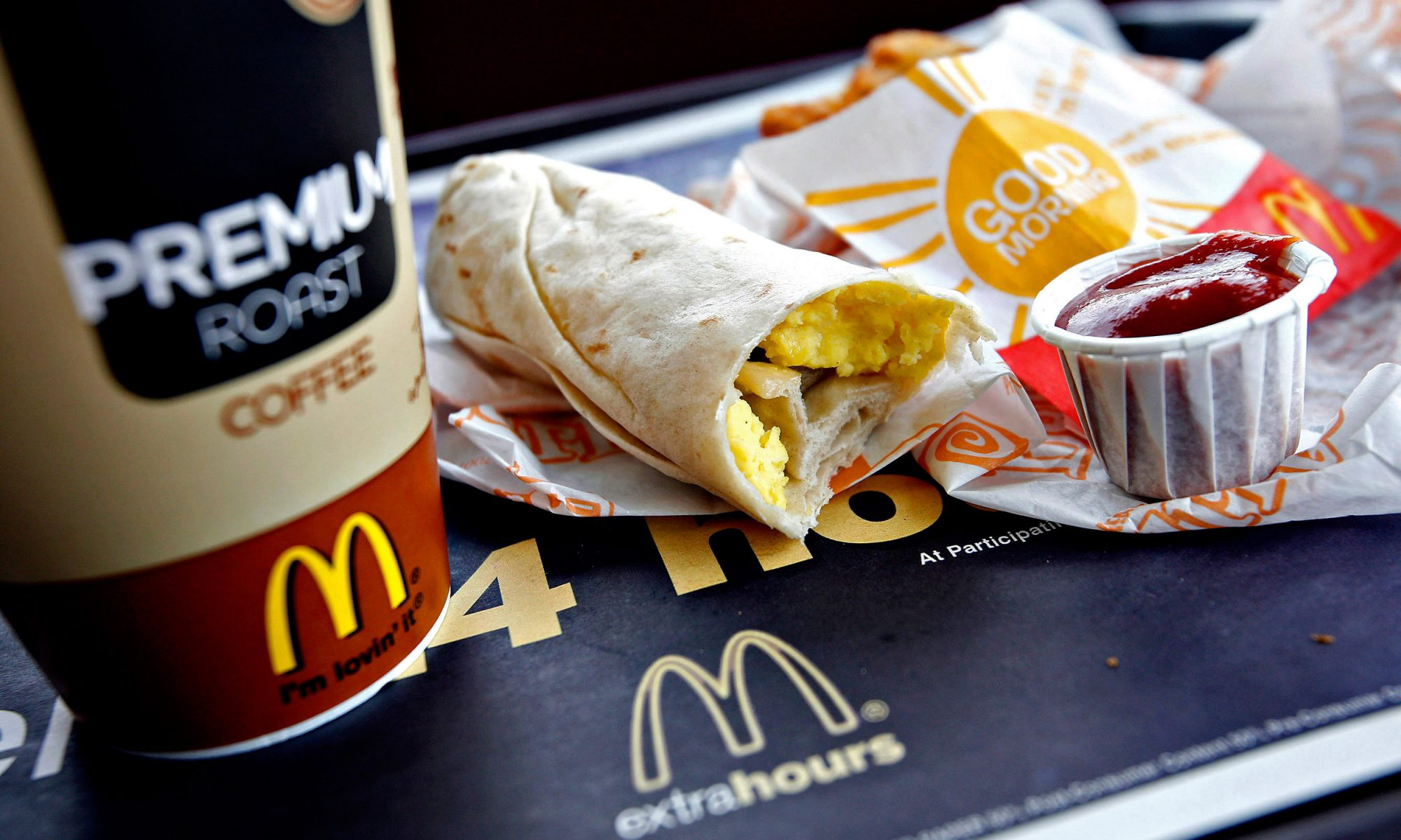 EC: McDonald's All-Day Breakfast Is Driving Sales, but the Company Needs Another Hit