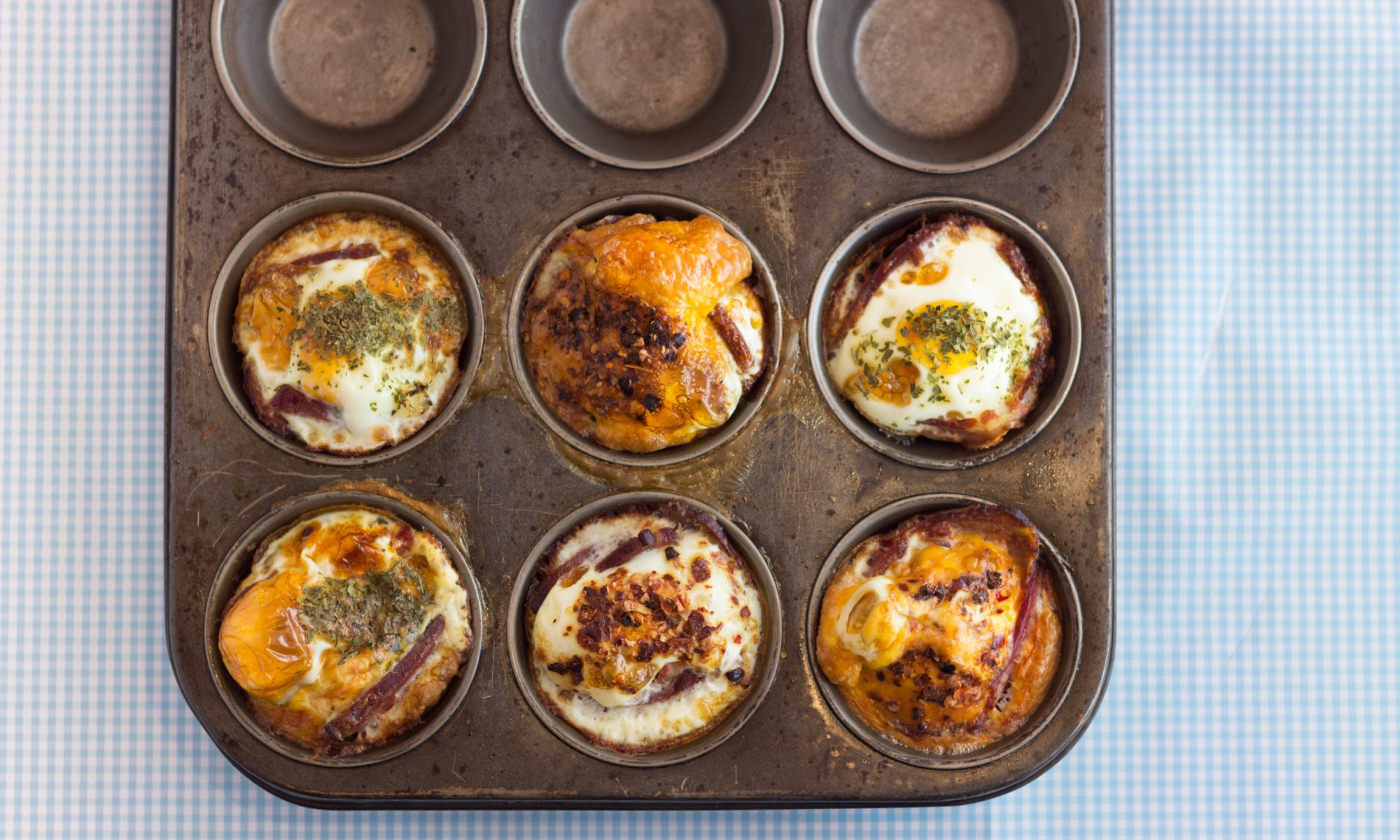 EC: 7 Muffin-Tin Breakfasts That Leave the Boring Muffin in the Dust