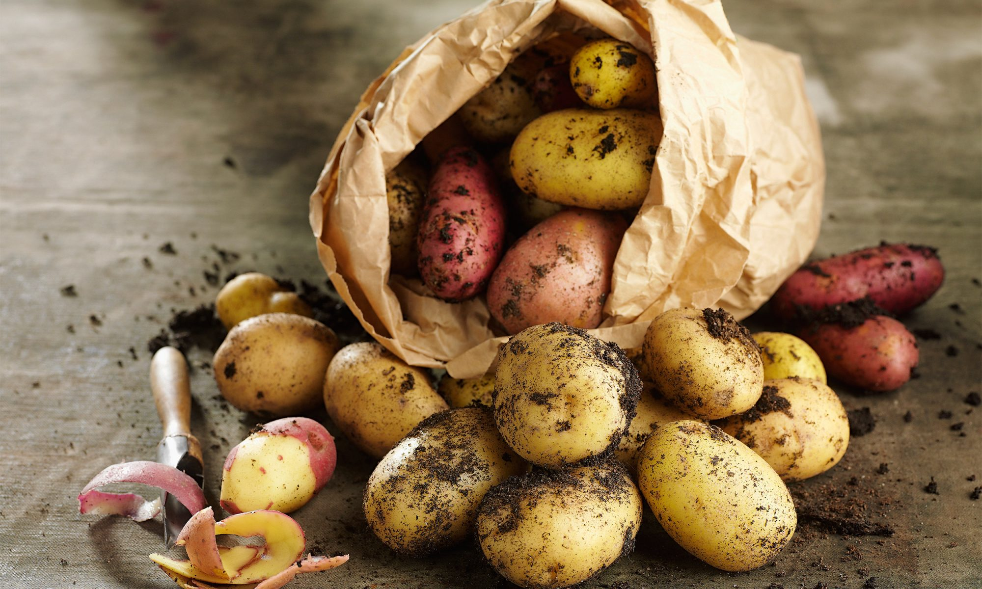 EC: How to Peel Potatoes Without a Peeler