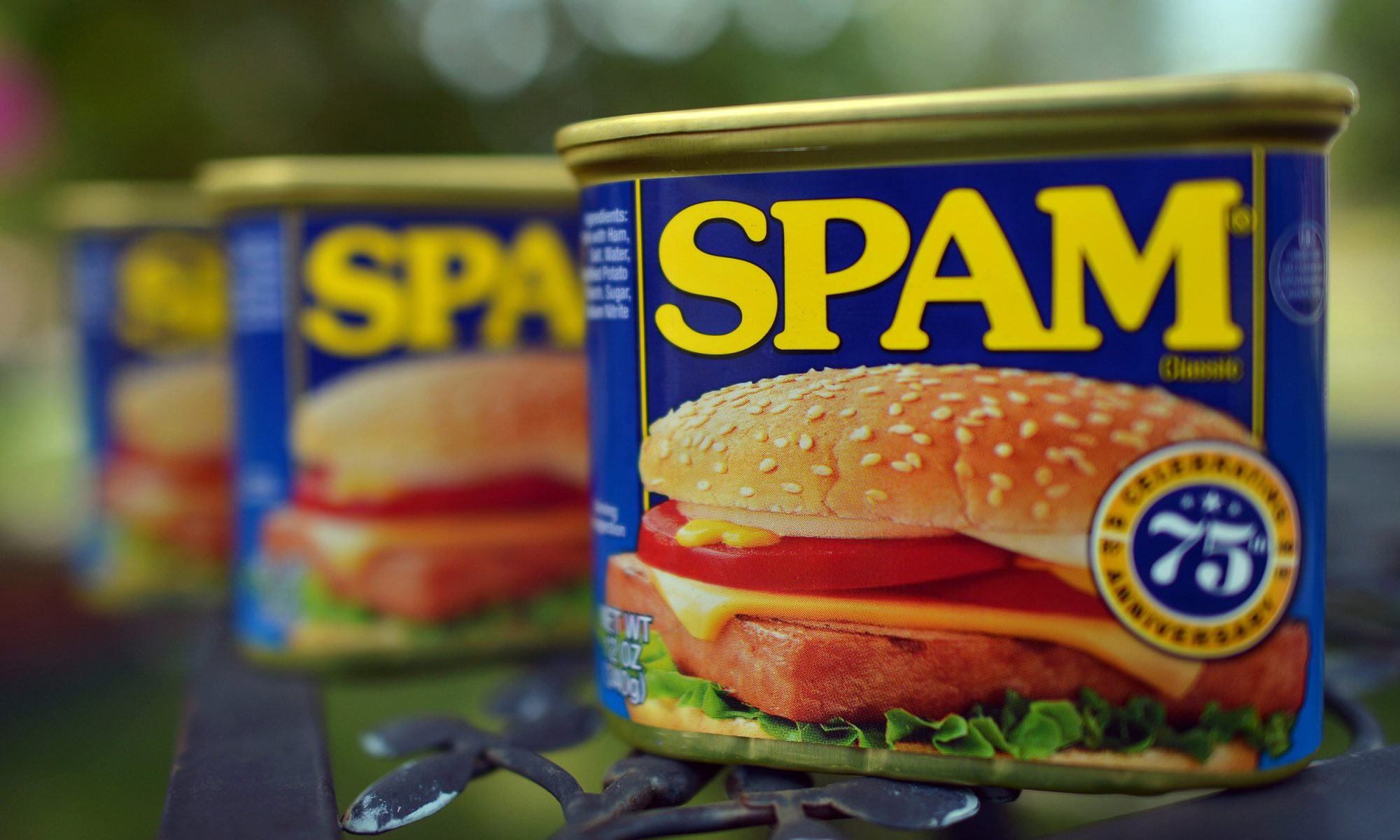 EC: The Spam Store Is a Wonderland of Breakfast Meat Swag