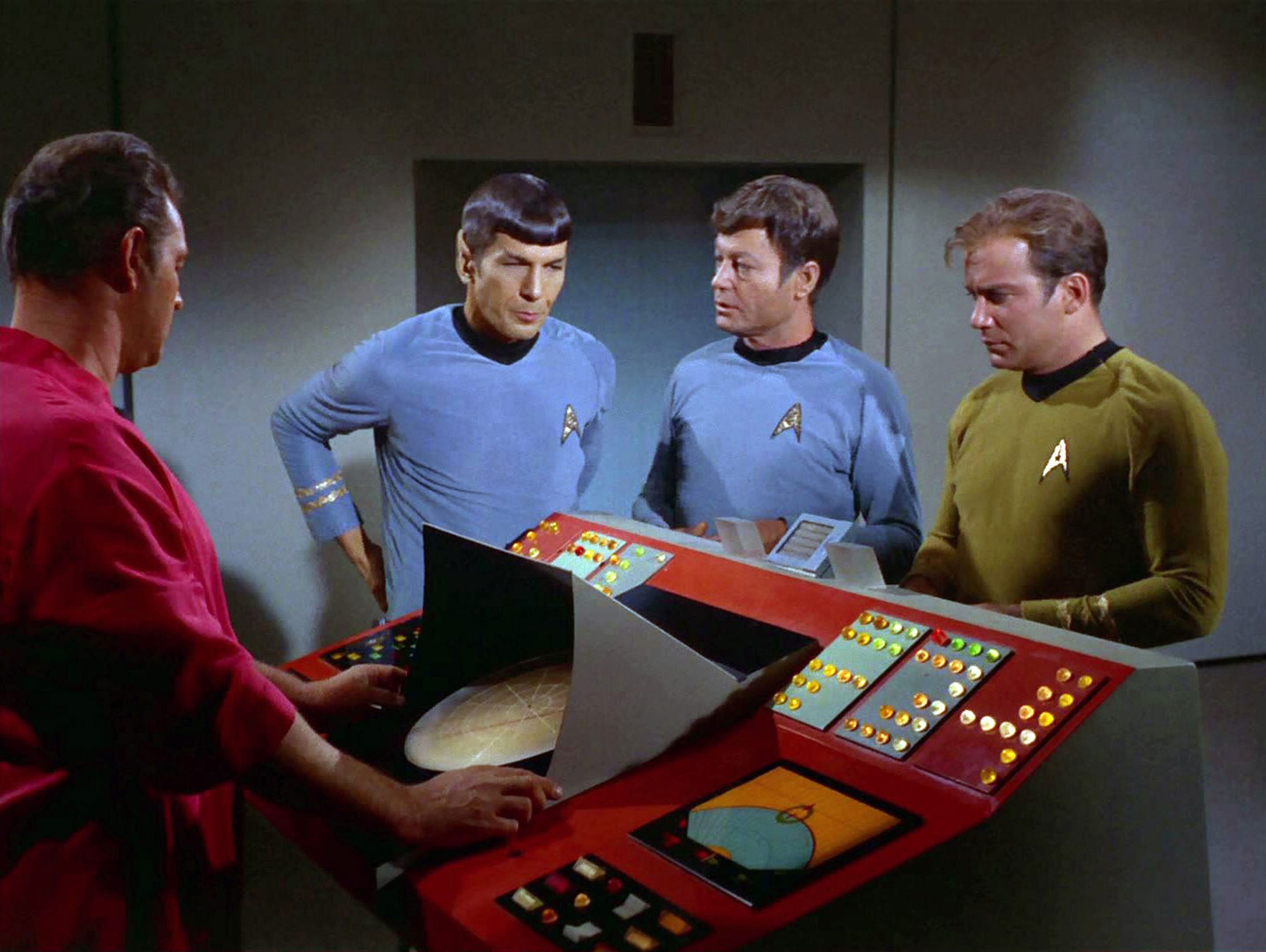 EC: Live Long and Caffeinate: Why Star Trek Is Obsessed with Coffee