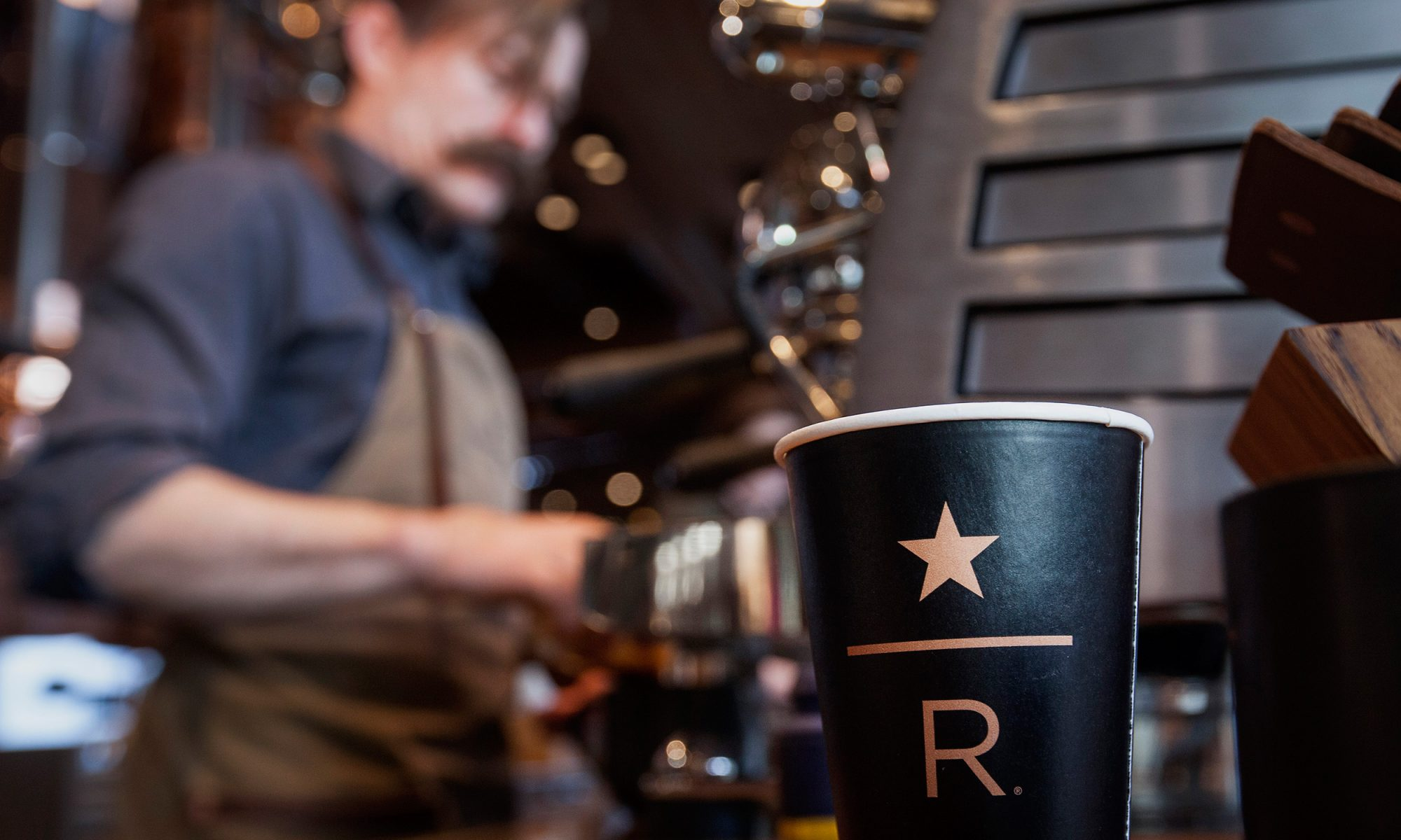 EC: Starbucks Is Opening 1,000 More Reserve Coffee Bars