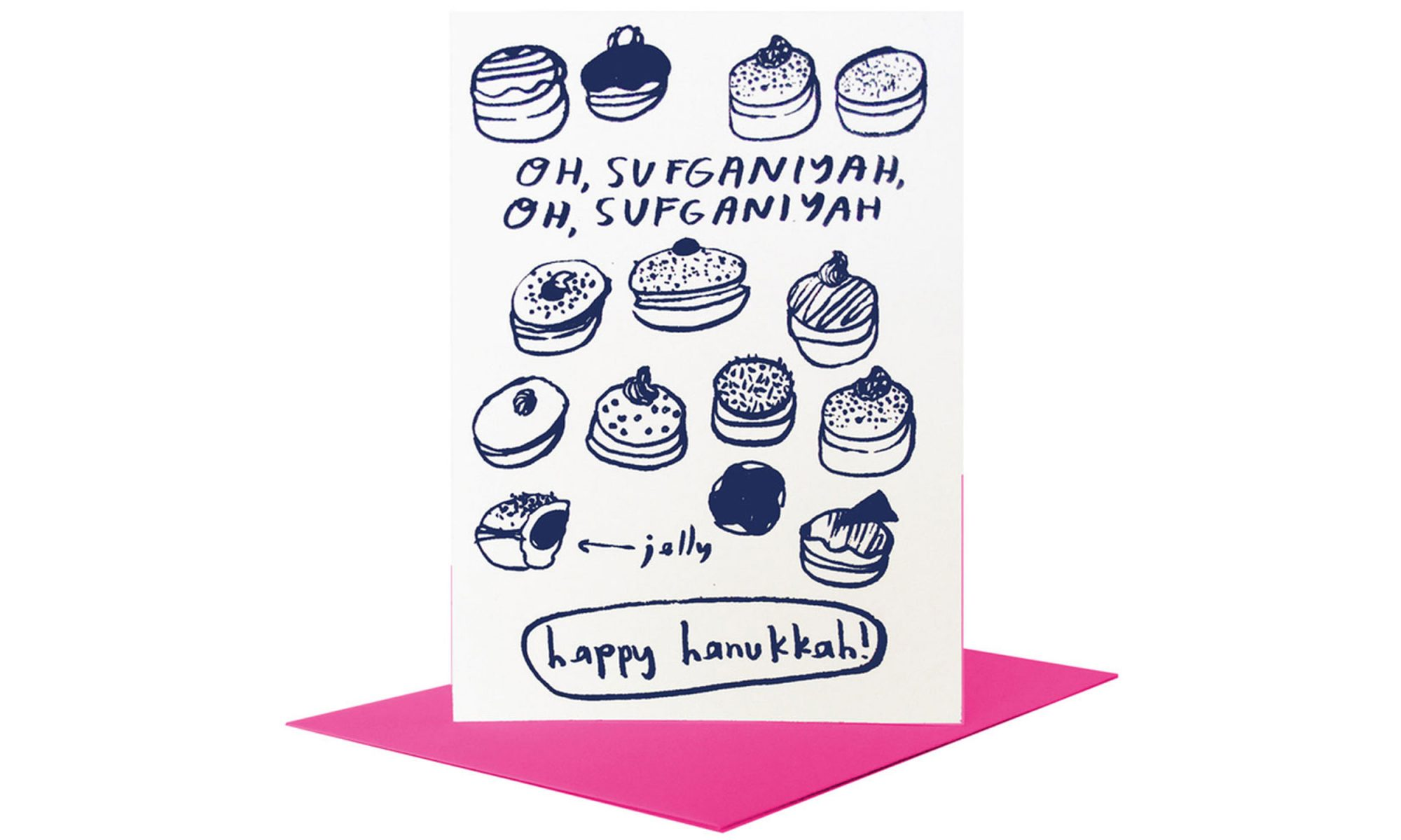 EC: 13 Holiday Greeting Cards for Food Lovers