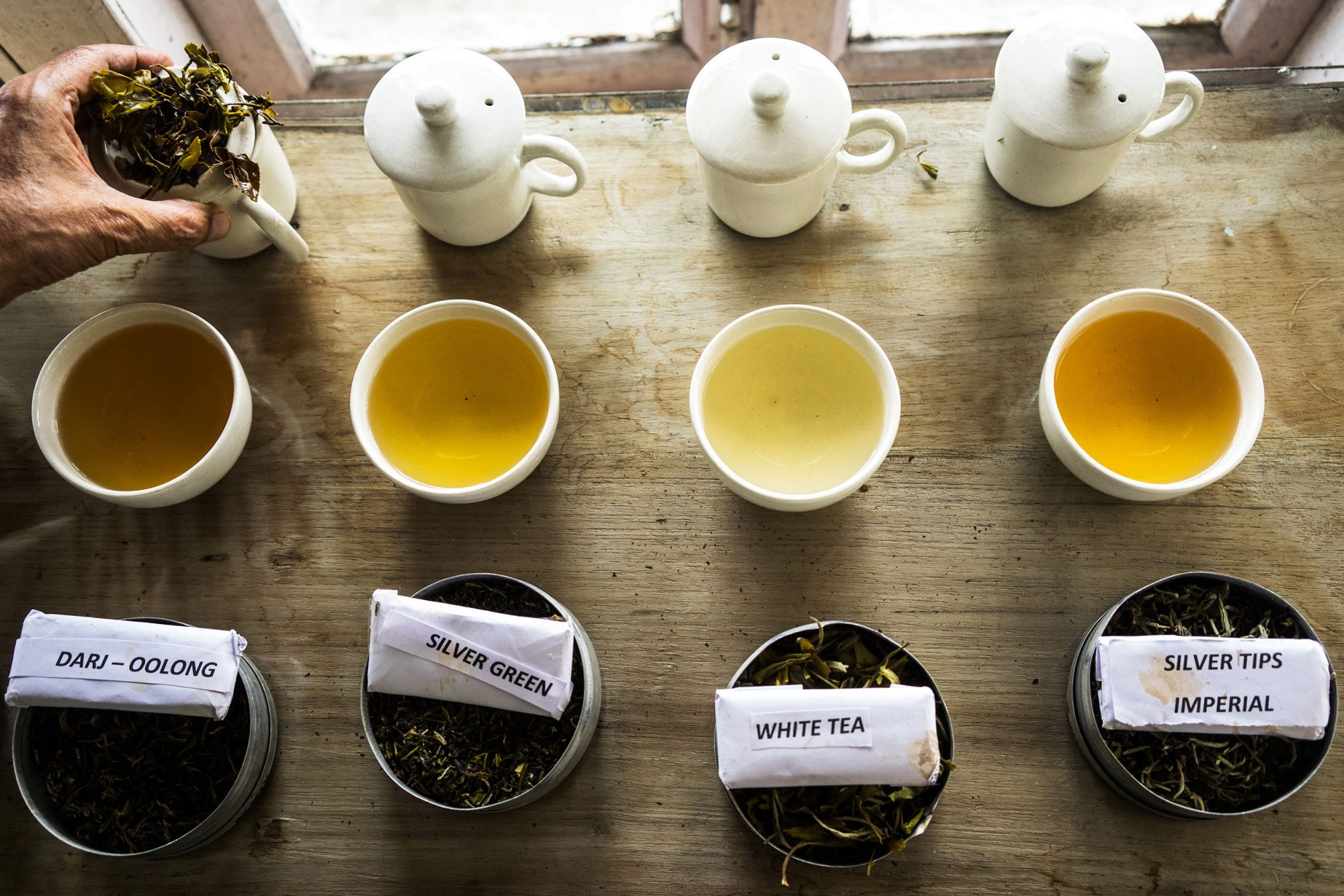 EC: 7 Tea Shops That Will Convert Even the Most Hardcore Coffee Snob