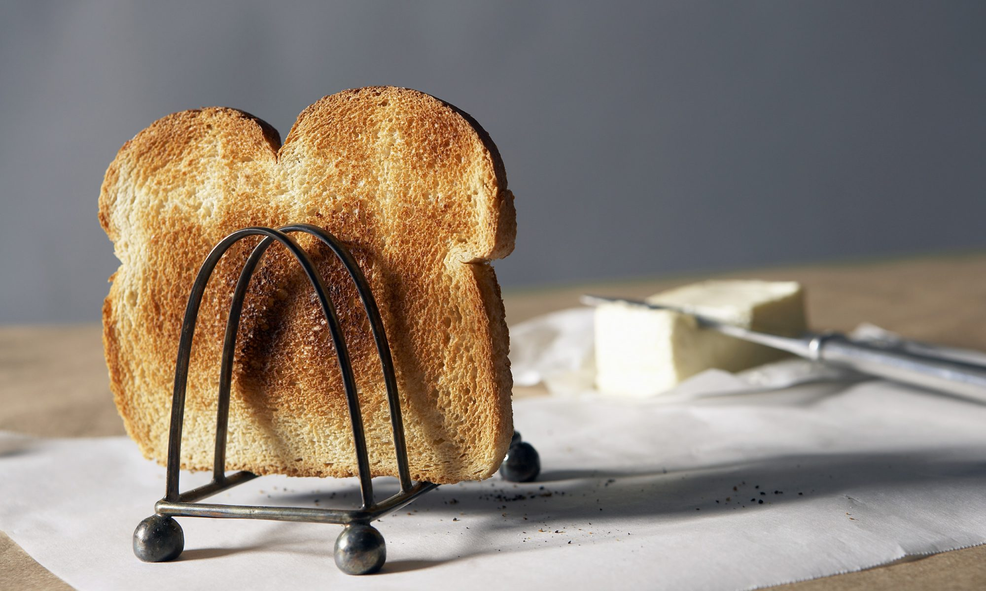 EC: The Toast Rack: A History and Appreciation