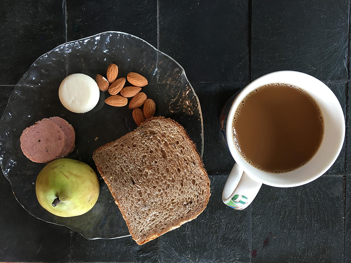 EC: What to Eat for Breakfast if You Want to Live Forever