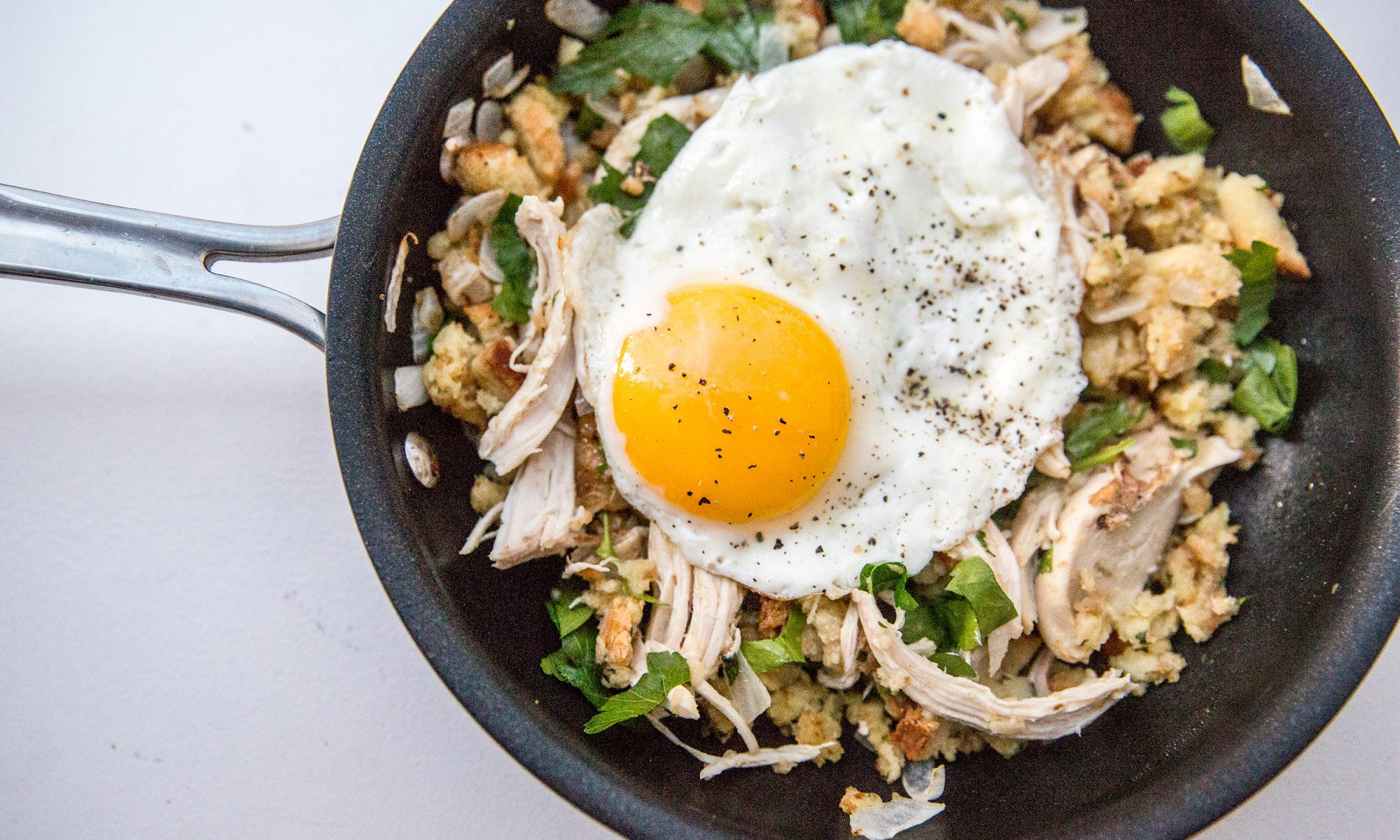 EC: Gobble Up This After-Thanksgiving Turkey Hash