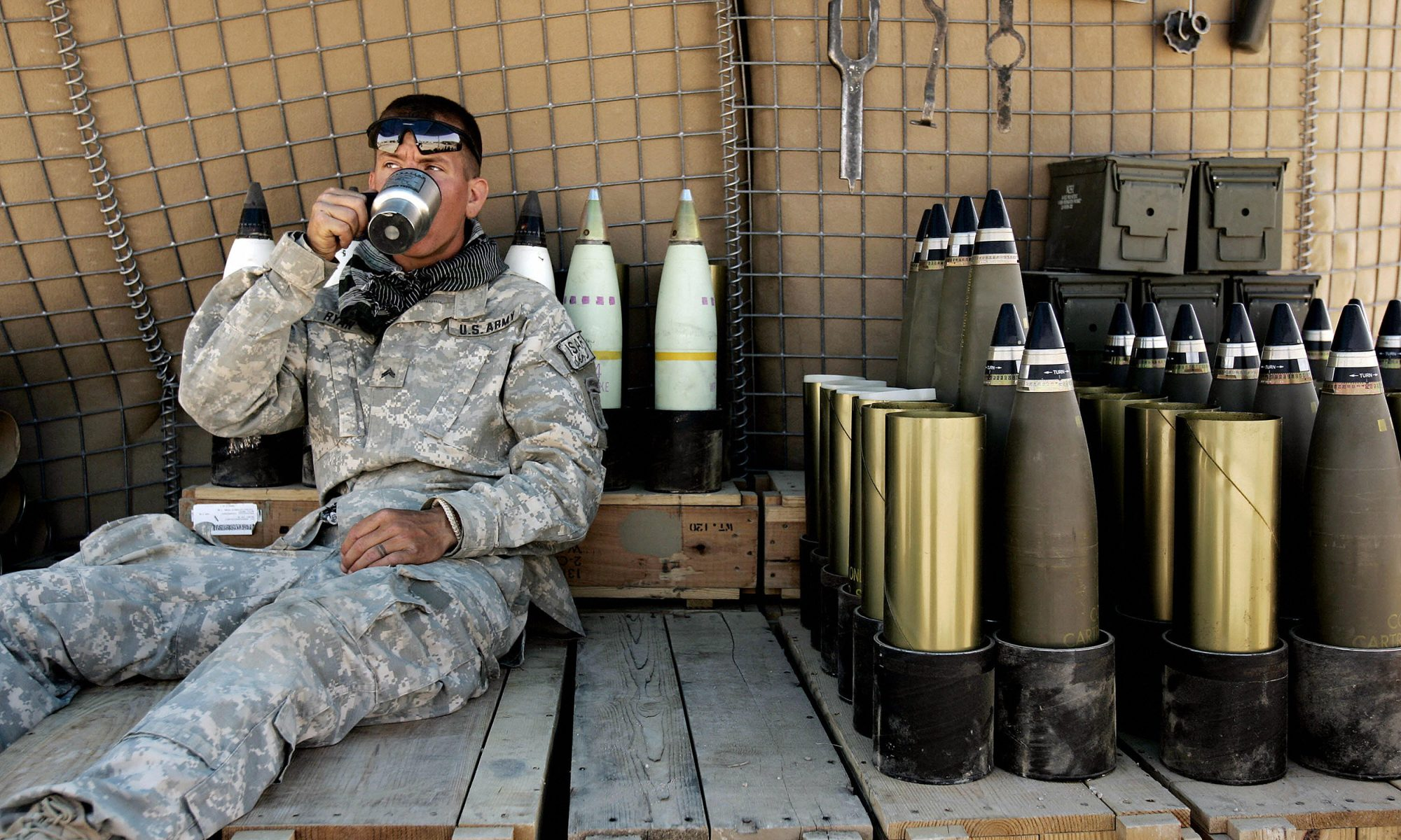 EC: Coffee Has Been Helping American Soldiers Since the Civil War