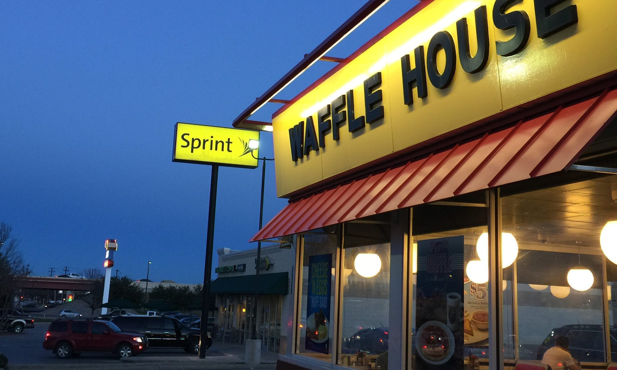 EC: When Waffle House Closes, You Know a Hurricane Is Really Bad