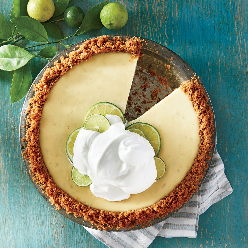 Foolproof Key Lime Pie