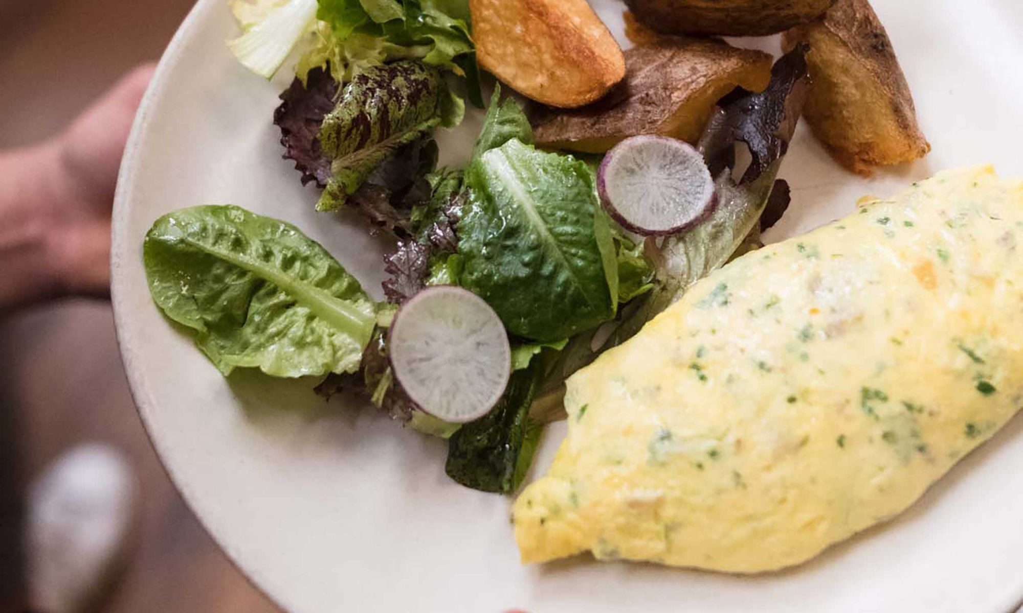 This Champagne Omelet with Truffle Is the Classiest Way to Eat Your Eggs