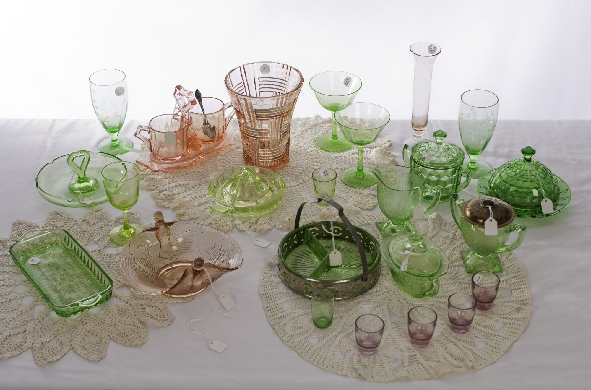 the beginner's guide to collecting depression glass