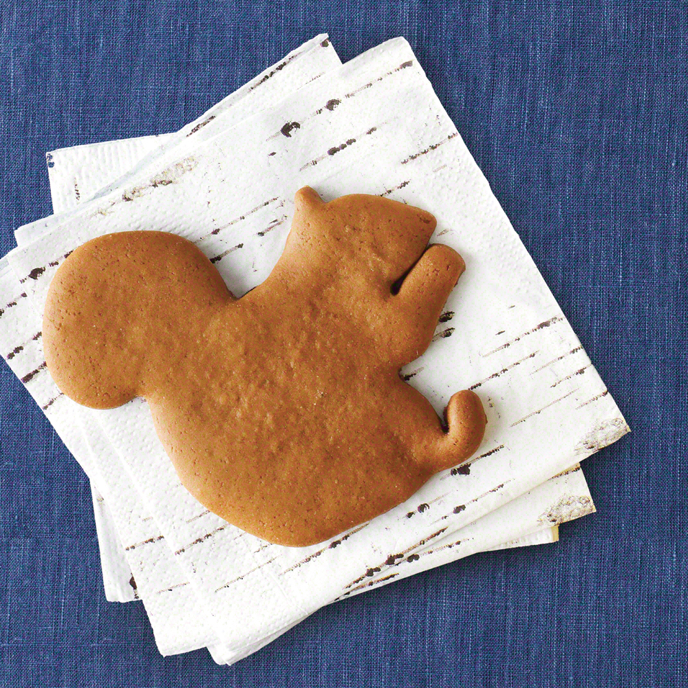 Gingerbread Critter Cookies