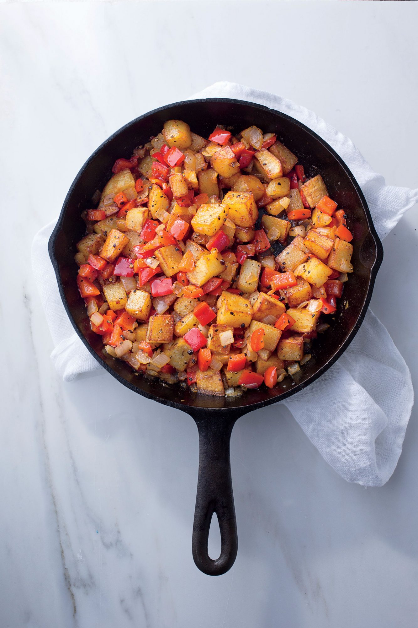Go Big or Go Home Fries