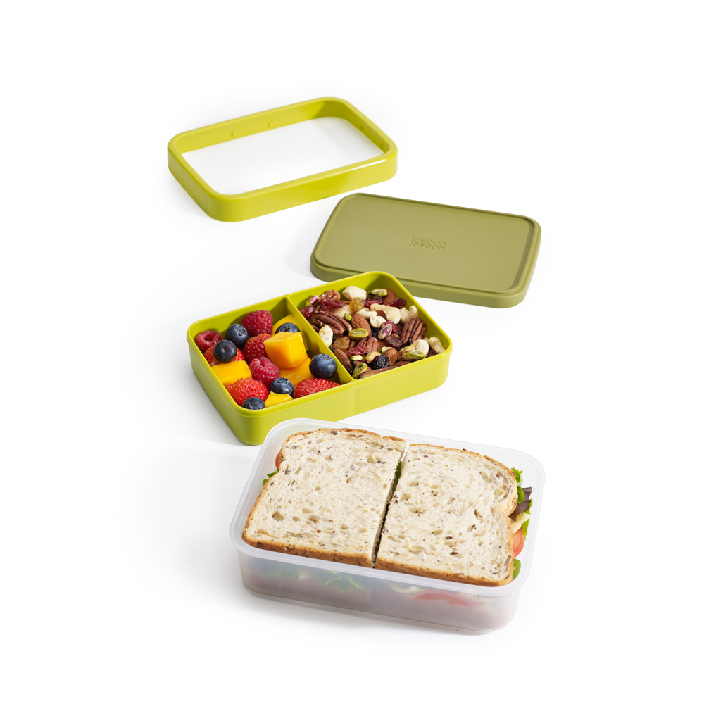 Go Eat Space-Saving Lunch Box