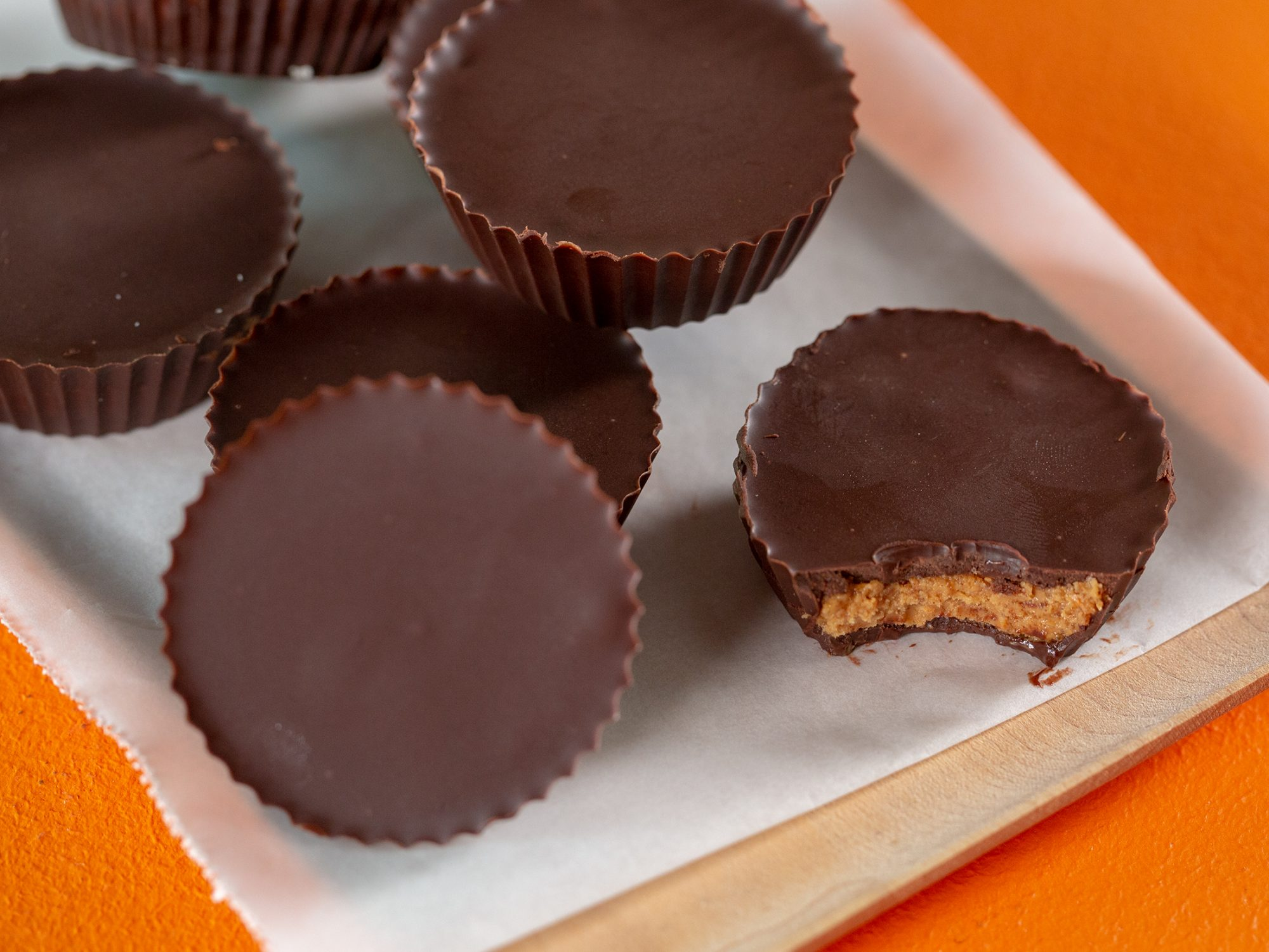 Keto Reese's Cups image