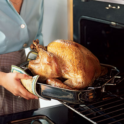 How long will my turkey take to cook?
