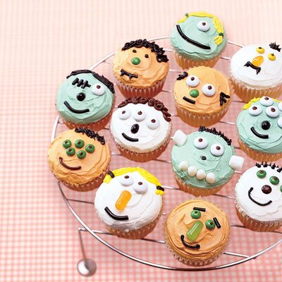 Halloween Dessert Ideas Cupcakes