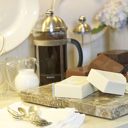 Girls' Night In: Chocolate and Coffee Tasting (vignette)