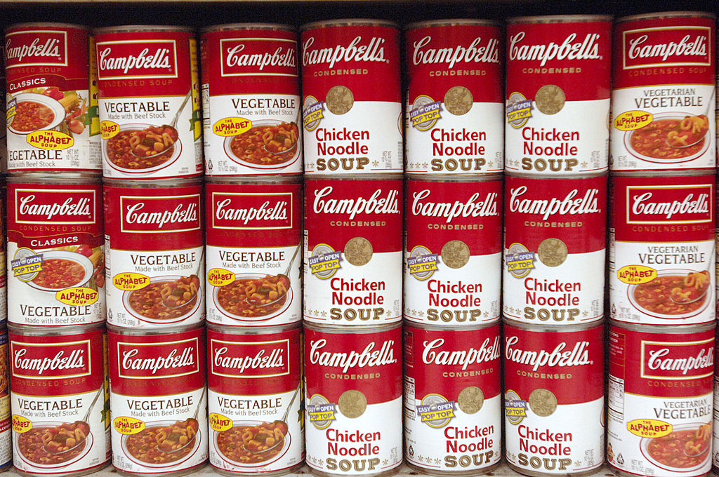 3 Things You Need to Understand About Eating Canned Soup When You're Sick