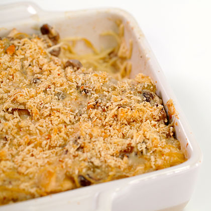 How to Make Chicken Tetrazzini