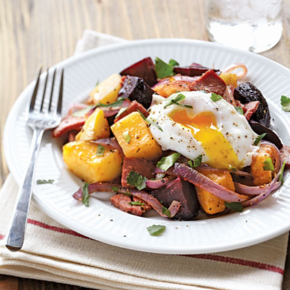 oh-Red Flannel Hash