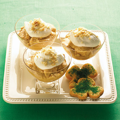 Pots o' Gold (Whiskey Pudding)