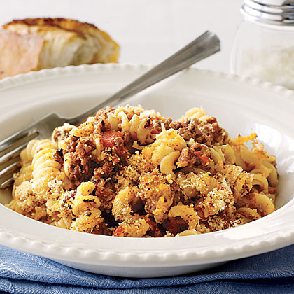 Beef-and-Pasta Casserole
