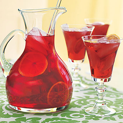 Spiced Iced Tea