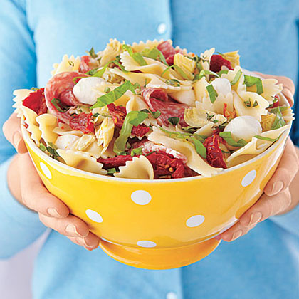Pizza Pasta Salad