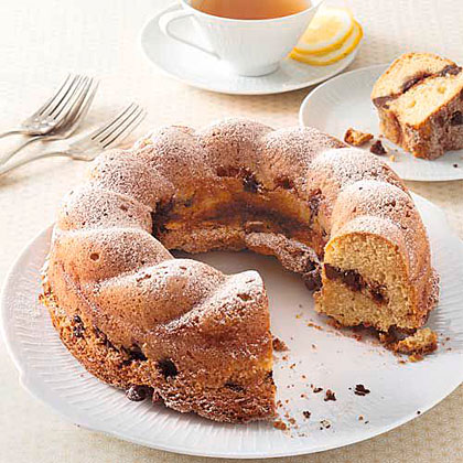 Sour-Cream Coffee Cake