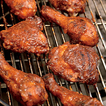 Triple Play Barbecued Chicken